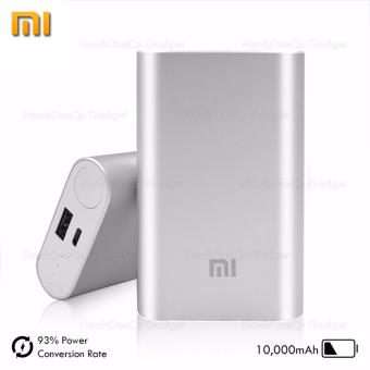 Xiaomi Mi 10000mah Power Bank (Silver)
