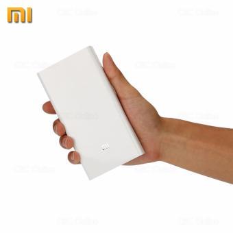 Xiaomi Mi 20000mah Power Bank Version 2 (White) - 5
