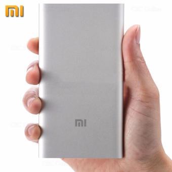 Xiaomi Mi 5000mah Ultra Thin Power Bank (Silver) - 4
