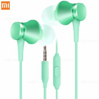 Xiaomi Mi Piston v2 In-Ear Headphones (Blue/Green)