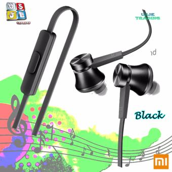 Xiaomi Piston Fresh Edition Wired Control Earphone Headphone WithMic (Black)