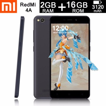 Xiaomi Redmi 4A 2GB RAM 16GB ROM Quad Core 1.4GHz (Dark Gray)