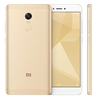 Xiaomi Redmi Note 4X 5.5 inch Mobile Phone 3GB RAM 32GB ROM OctaCore Gold Color - intl