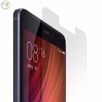 Xiaomi Tempered Glass Set of 2 (Clear) with 2 Jelly Case (Clear) for Mi Note 4 - 3