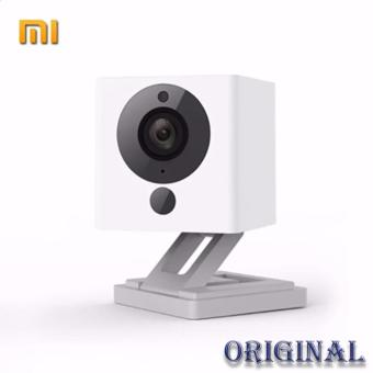 XiaoMi XiaoFang Portable Smart IP Security Camera Night Vision 9m 1080P F2.0 Large Aperture Rotating Base Magnetic Absorption (White) - 4