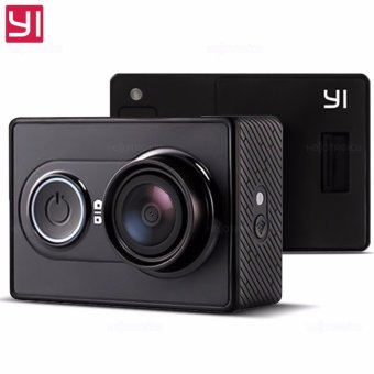 Xiaomi Yi 1080p Action Camera (Black)