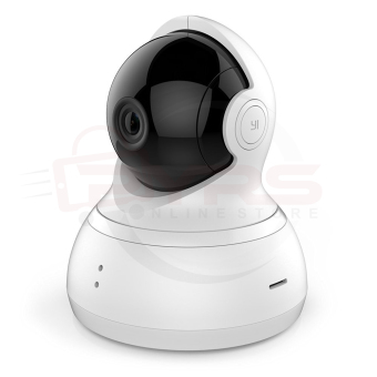 Xiaomi Yi Dome Camera 360 Degree IP Security Surveillance Smart Home System Camera (White)