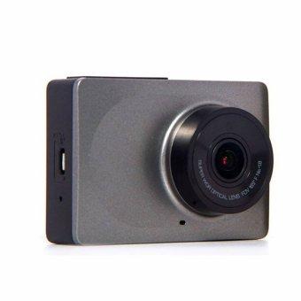 Xiaomi Yi Smart Dash Camera English Version Dashboard Car DVR Night Vision 1080P HD (Gray) - 2