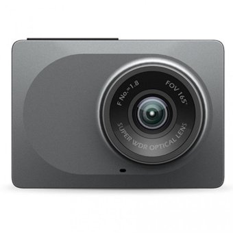 Xiaomi Yi Smart Dash Night Vision HD 1080P Camera Car DVR (Gray)