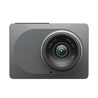 Xiaomi Yi Smart Dashcam Car DVR Camera (Grey) - 3