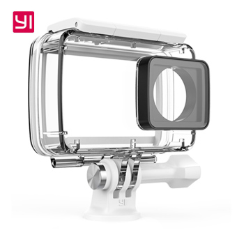 Xiaomi YI Waterproof Case for YI II 4k Camera 2 - White - intl
