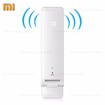 Xioami Mi WiFi+ Repeater 2 WiFi Amplifier Universal Repeater Wi-Fi Extender 300Mbps 802.11n Wireless WIFI Signal Extender (White)