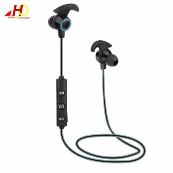 XT1 Bluetooth 4.1 Stereo Wireless In-Ear Sports Earphone With Microphone (Blue)
