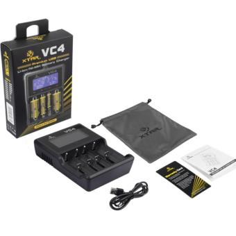 Xtar VC4 18650 Battery Charger