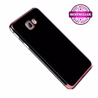Xundd Knight Series Case For Samsung Galaxy A7 2017 (Black / Rosegold)