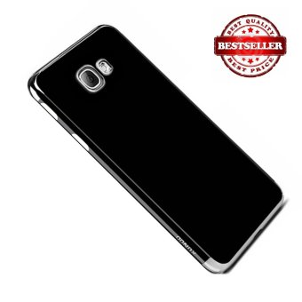 Xundd Knight Series Case for Samsung Galaxy A7 2017 (Black/Silver)