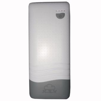XZY 1040 20000mAh Power Bank Double USB (White/Grey)