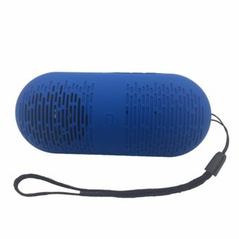 Y1 Super Bass Portable Bluetooth Speaker (Blue) Price Philippines