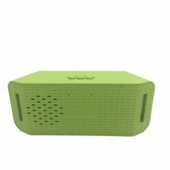 Y3 Super Bass Portable Bluetooth Speaker (Green) Price Philippines