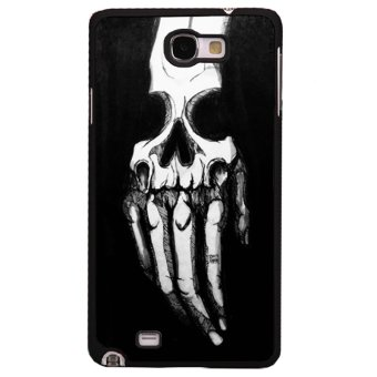 Y&M Cool Skeleton Hand Back Case for Samsung Galaxy Note 2 (Multicolor)
