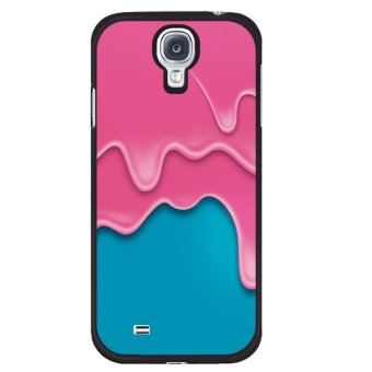 Y&M Creative Pattern Samsung Galaxy S4 Phone Case (Multicolor)