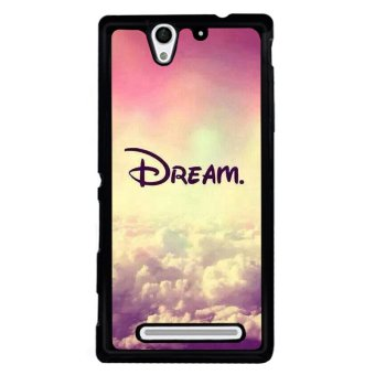 Y&M Dream Sony Xperia C3 Phone Case (Multicolor)