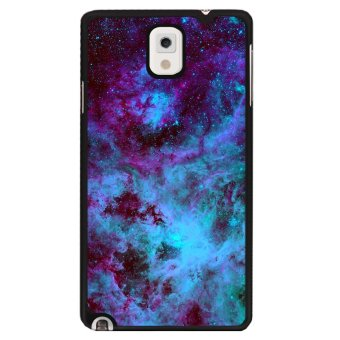 Y&M Galaxy Nebula Samsung Galaxy Note 4 Phone Case (Multicolor)