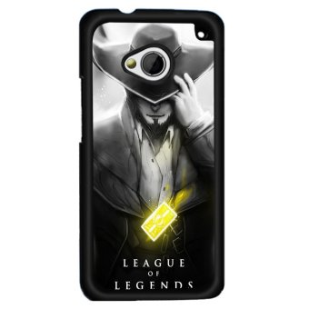 Y&M League of Legends HTC M7 Phone Case (Multicolor)