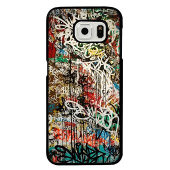 Y&M Personality Graffiti Samsung Galaxy Note 5 Edge Phone Case(Multicolor)