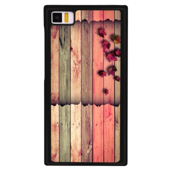 Y&M Wooden Print XiaoMi Mi 3 Phone Case (Multicolor)
