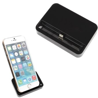 YBC Data Sync USB Cradle Chargers Dock Holder Stand For iPhone 5s/6/6 plus - intl