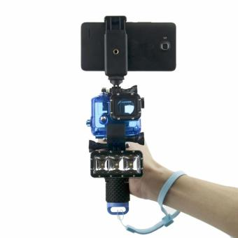 YBC Floating Handle Grip + Shutter Stabilizer For GoPro Hero 5 Hero4 Hero 3 - intl Price Philippines