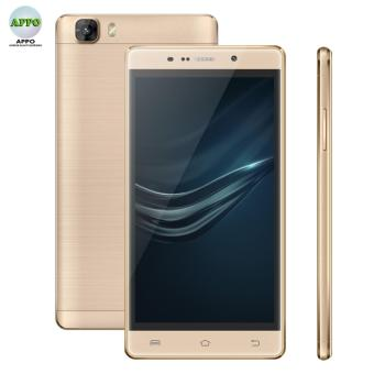 YBZ MSeries M4 Android Gravity Sensor Touchscreen Quad Core 512MB RAM 8GB ROM 5MP Beauty Camera Dual SIM Super-Slim Smart Phone (Gold)