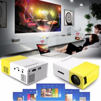 YG300 USB/SD/AV/HDMI Input Portable LED Projector Cinema Theater