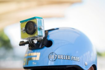 Yi Helmet Mount for Action Camera - 2