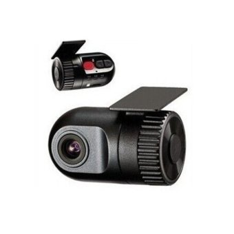Yika HD Mini Car DVR Video Recorder Hidden Dash Cam Vehicle SpyCamera Night Vision - intl - 2
