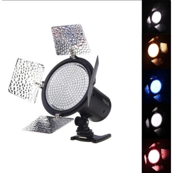 YN216 YN-216 LED Video Camera Light with 5500K Color Temperature and 4 Color Plates