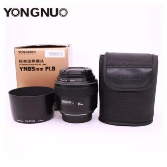 Yongnuo 85mm f/1.8 Prime Lens for CANON EOS EF mount - 2