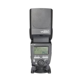 YONGNUO YN660 2.4GHz Flash Speedlite Wireless Transceiver Integrated for Canon Nikon Pentax Olympus DSLR Cameras - intl