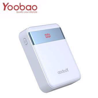 YOOBAO M4Pro 10000mAh LED Power Bank (Blue) - 5