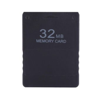 YOSOO PS2 Memory Card High Speed for Sony Games Accessories 32M -intl