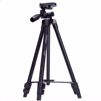 Yunteng VCT-5208 Bluetooth Tripod (Black)