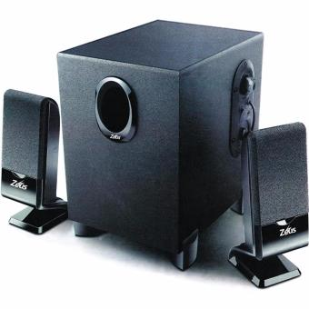 Zeus A-120 2.1 Multimedia Speakers