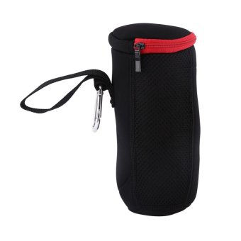 Zipper Sleeve Portable Carry Case Travel Cover Bag Pouch For JBLPulse/FLIP/Charge 1/2 (Red) - intl