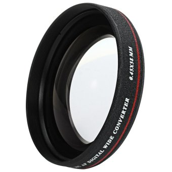 ZOMEI 58MM 0.45X Wide Angle Lens Ultra Slim Multi-Coated AGC Optical Glass Pro MC AF Digital Wide Converter for Nikon Nikon Sony Digital SLR Camera Lens Price Philippines