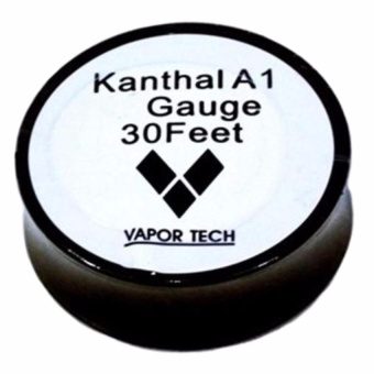 Zover Vapor Tech 22GA Kanthal A1 Wire 30 Feet Price Philippines