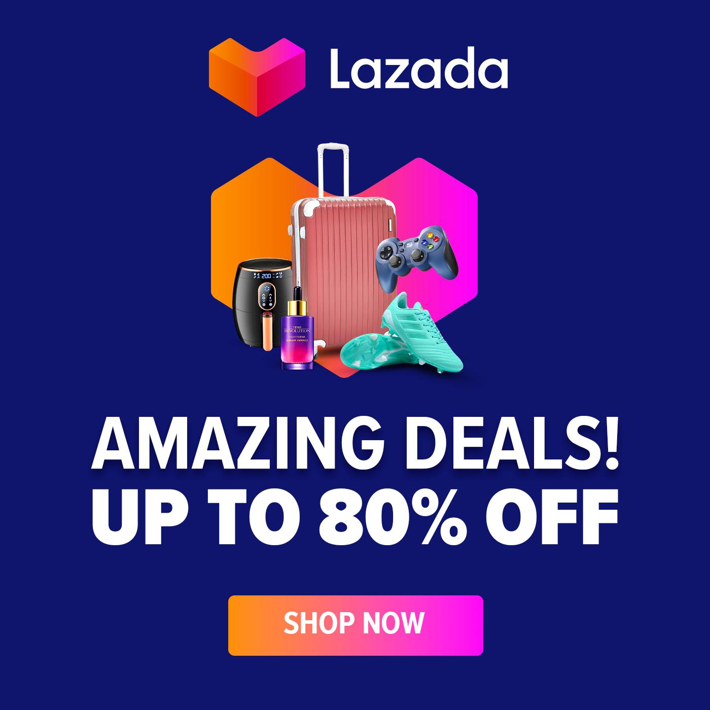 Get Your Lazada App Voucher 250 Today! | Lazada Voucher Code