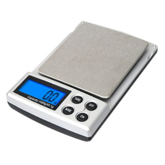 0.1g / 1kg LCD Digital Pocket Weight Scale Jewelry Diamond BalanceScale Price Philippines
