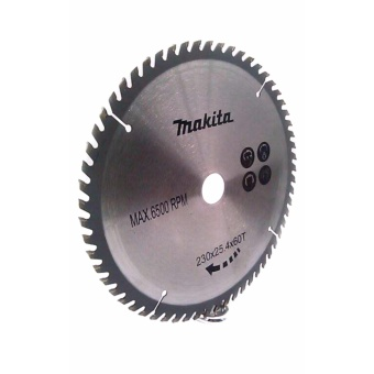 1 Piece Makita Circular Saw Blade Disc 230mm x 25.4mm x 60T