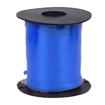 1 Spool of 220m Length Curling Ribbon for Gift Wrapping Balloon Decoration DIY Party Wedding Christmas Accessory Blue (Intl)